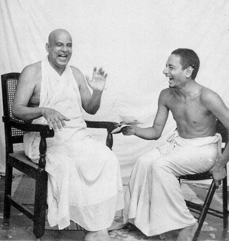 Sivananda-laughing