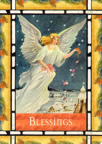 Blessings card