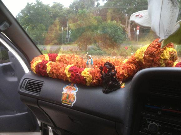 road trip autumn 2014